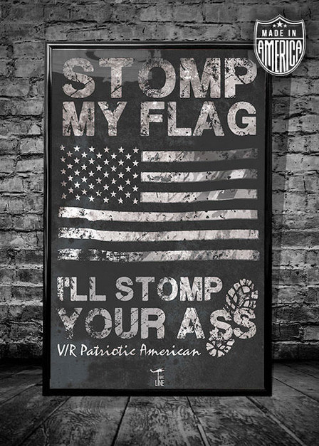 I'll Stomp You Poster