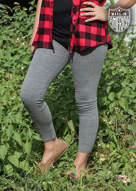 Women's Leggings - Drop Line