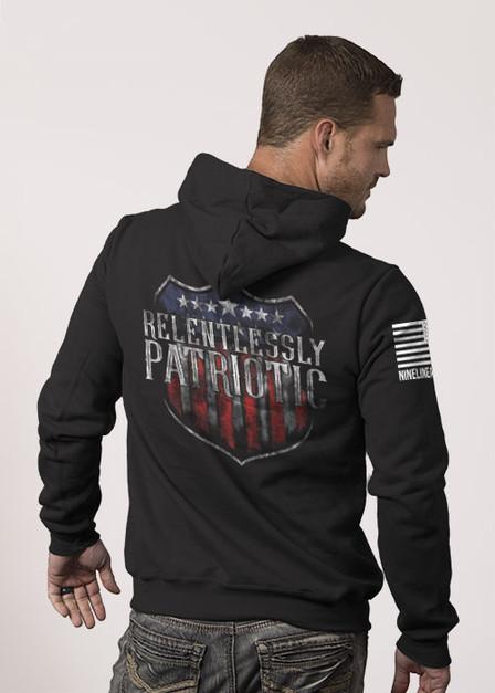 Hoodies - Relentlessly Patriotic