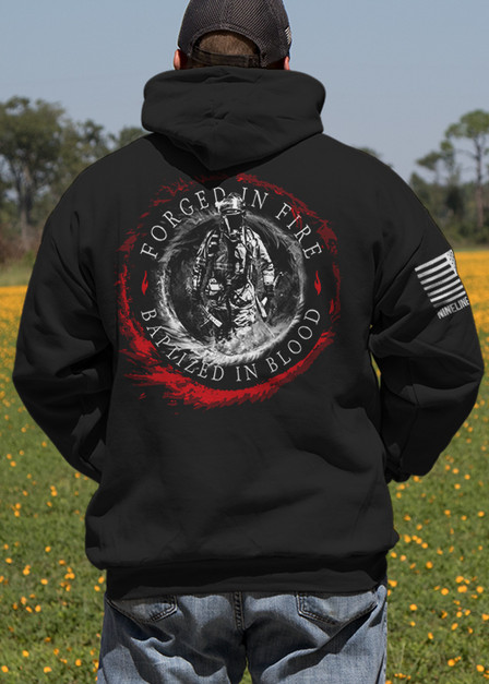Hoodies - Forged in Fire