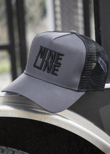 Nine Line Snapback Hat
