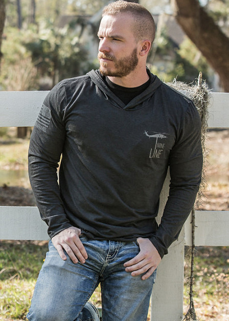 Reflect Hooded Shirt