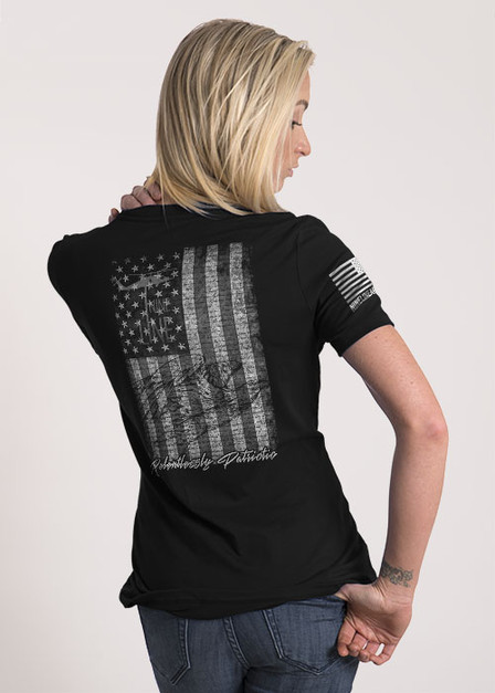 Women's T-Shirt – American Drop Line
