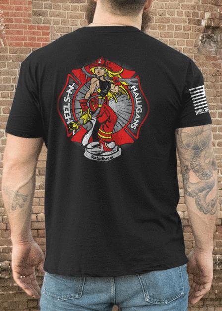 Men's T-Shirt - Heels-N-Halligans