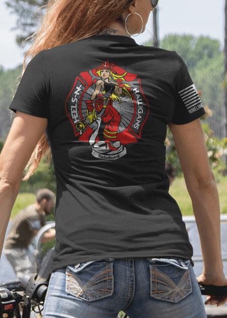 Women's T-Shirt - Heels-N-Halligans