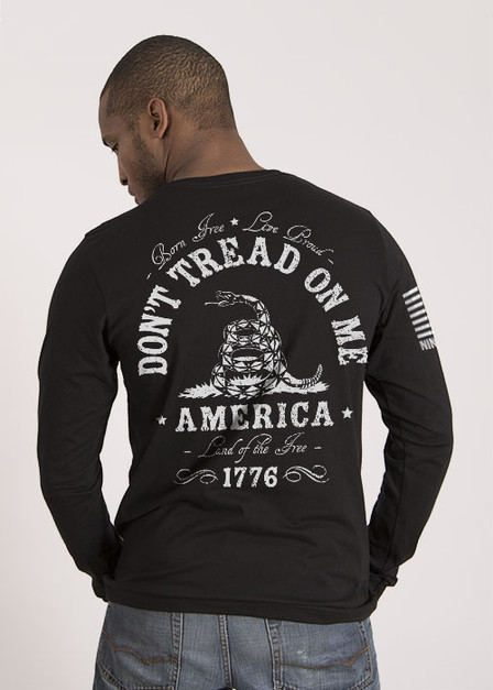 Long Sleeve - Don't Tread On Me