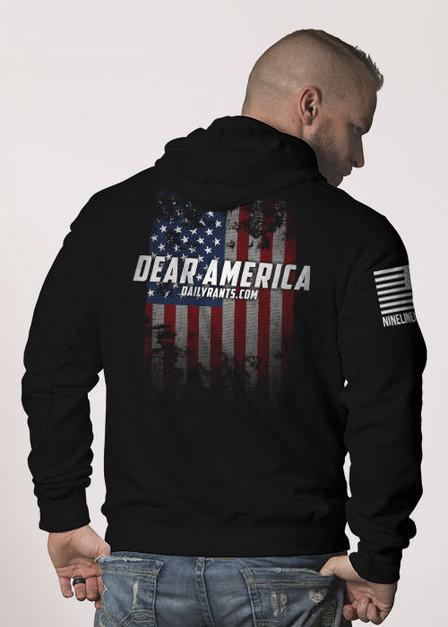Hoodie – Dear America
