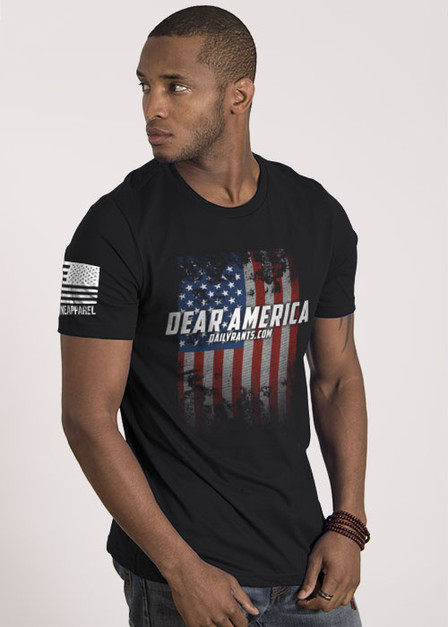 Men's T-Shirt - Dear America