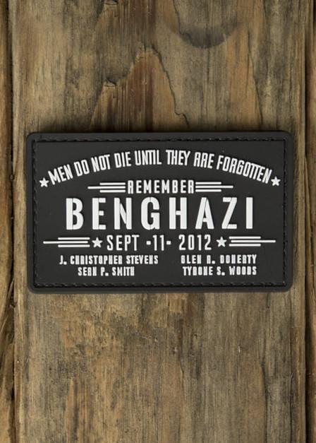 Benghazi PVC Patch