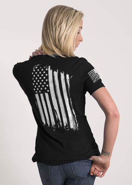 Women's Relaxed Fit T-Shirt - America
