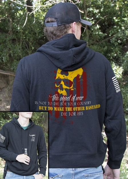 Light Weight Tailgater Hoodie - Object of War