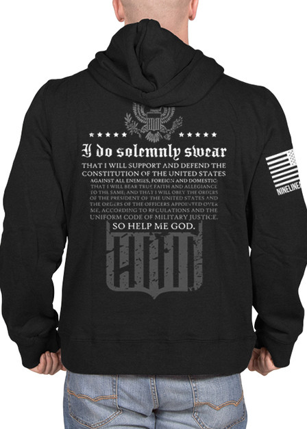 Light Weight Tailgater Hoodie - The Oath