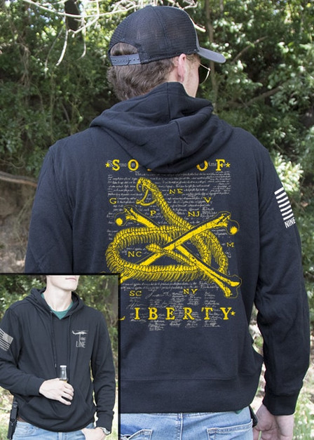 Light Weight Tailgater Hoodie - Sons Of Liberty