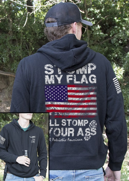 Light Weight Tailgater Hoodie - I'll Stomp You
