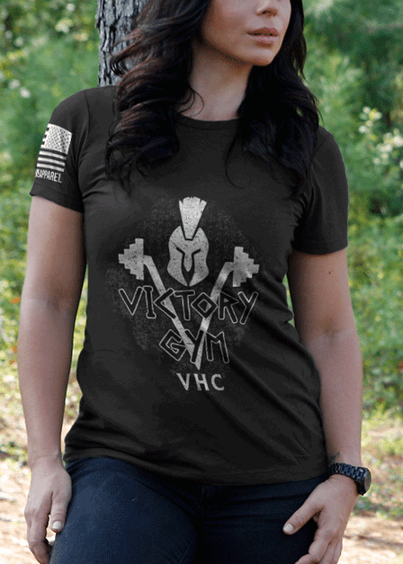 Women's T-Shirt - Victory Gym