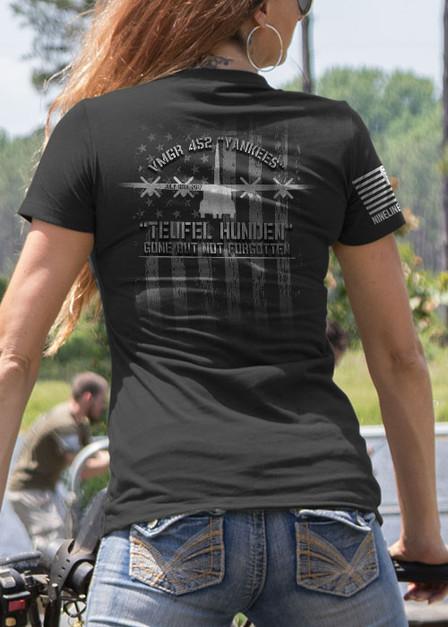 Women's T-Shirt - VMGR 452