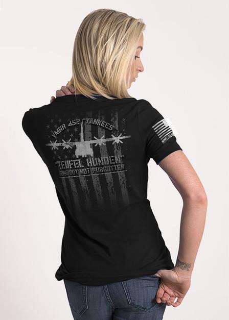 Women's Relaxed Fit T-Shirt - VMGR 452