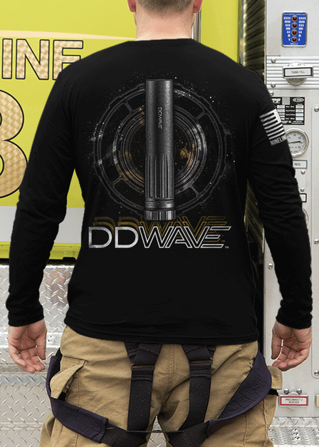 Mens Long Sleeve -  DD WAVE