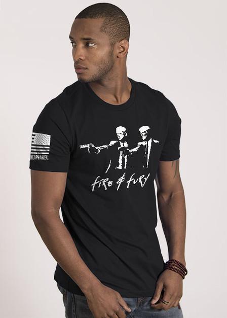 Men's T-Shirt - Fire & Fury