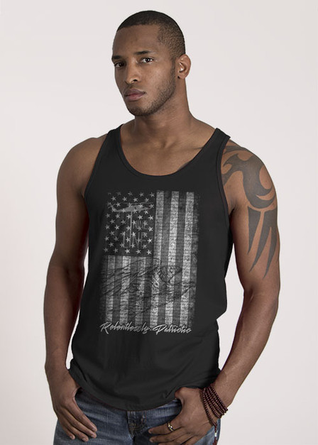 Jersey Tank – American Drop Line