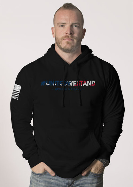 Hoodie - United We Stand/Divided We Fall
