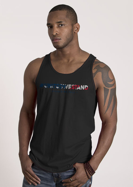 Jersey Tank - United We Stand/Divided We Fall