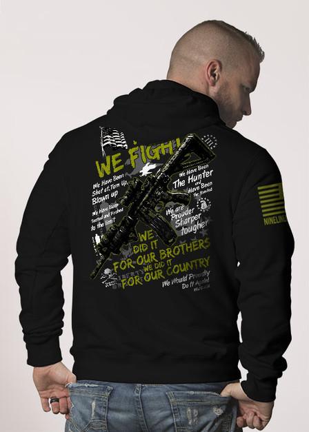 Hoodie - Why We Fight III