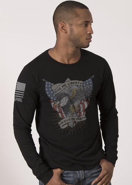 Men's Long Sleeve - American Traditional