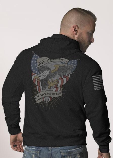 Hoodie - American Traditional