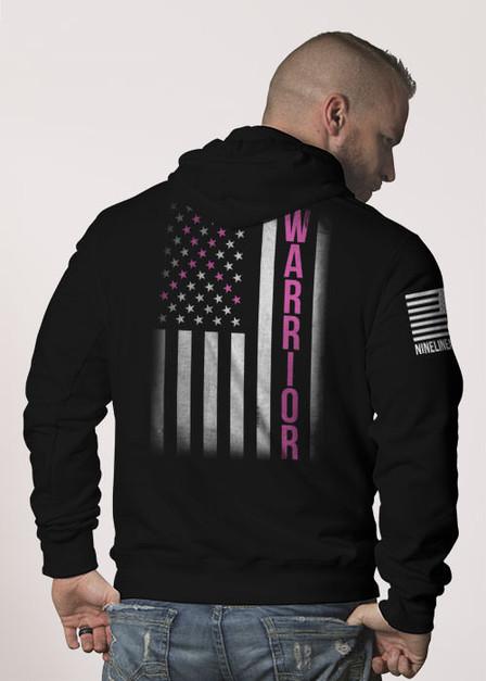 Hoodie — Warrior