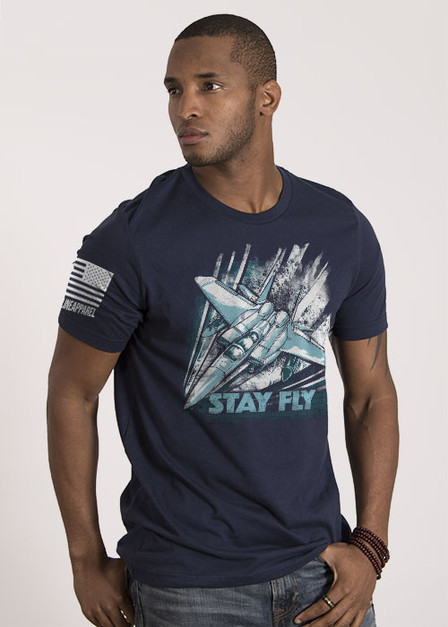 Men's T-Shirt - Stay Fly
