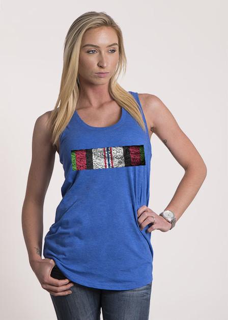 Women's Racerback Tank - OEF