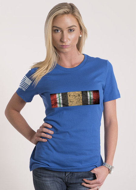 Women's Relaxed Fit T-Shirt - OIF