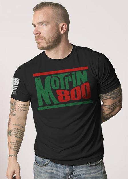 Moisture Wicking T-Shirt - Motrin 800