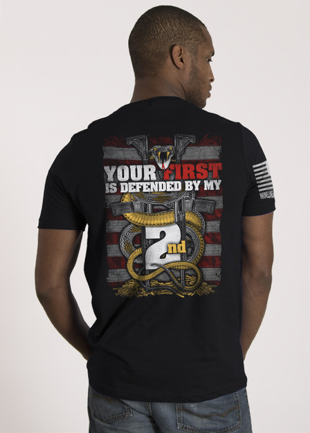 Men's T-Shirt - Your 1st My 2nd
