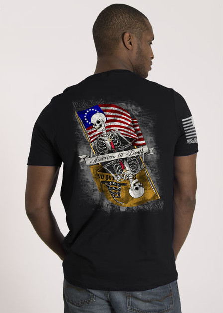 Men's T-Shirt - American til Death