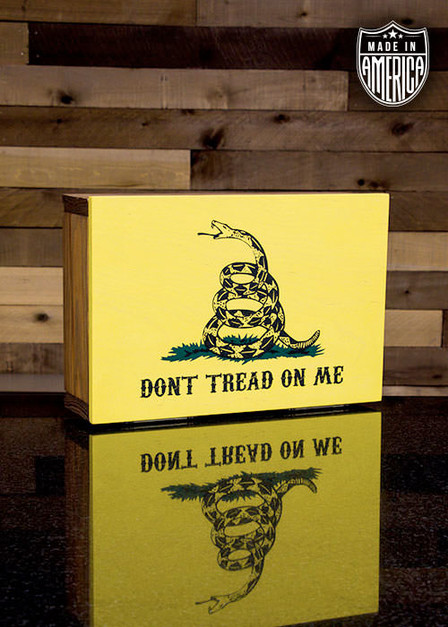 Don't Tread On Me Privacy Box