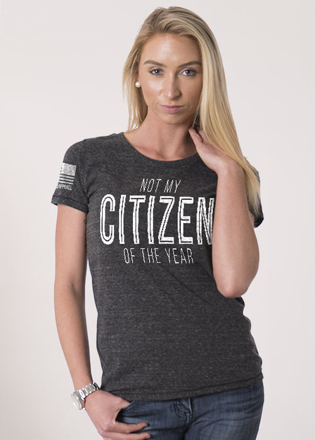Women's Relaxed Fit T-Shirt - Citizen Of The Year