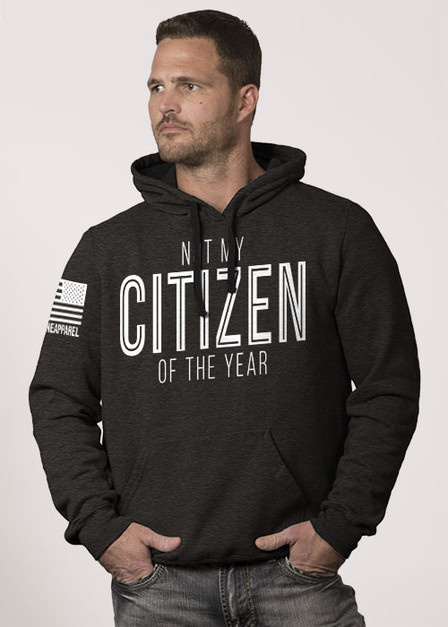Hoodie - Citizen Of The Year