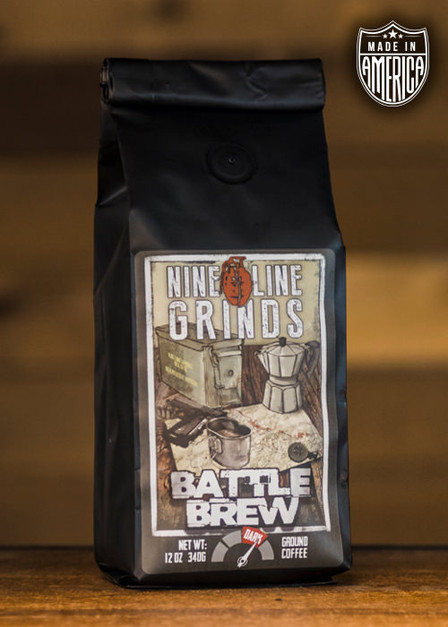Nine Line Grinds - Battle Brew