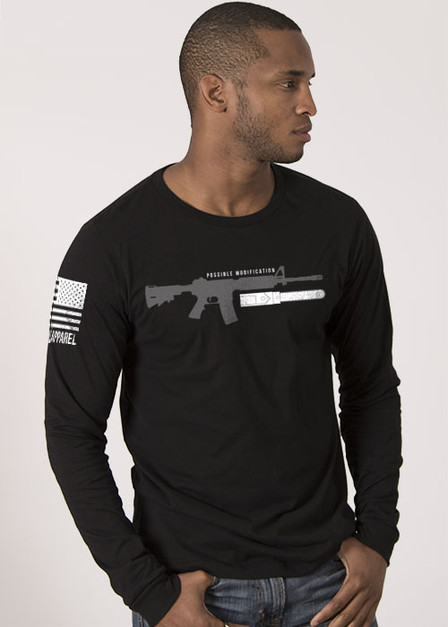Men's Long Sleeve - Chainsaw