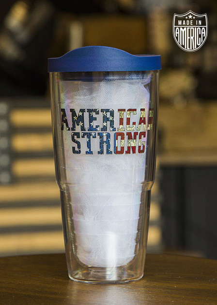 24oz Tervis - American Strong