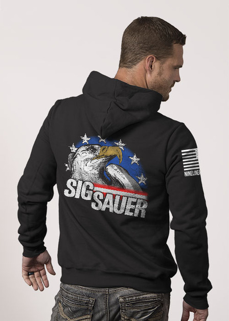 Hoodie - Sig Sauer Eagle