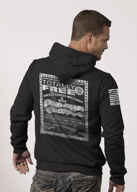 Light Weight Tailgater Hoodie - Freakshow