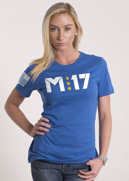 Women's Relaxed Fit T-Shirt - SIG M17