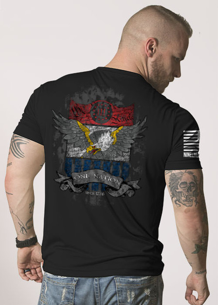 Moisture Wicking T-Shirt - One Nation