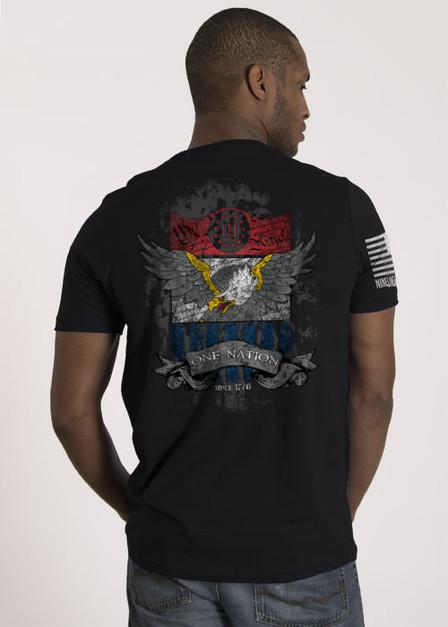 Men's T-Shirt -One Nation