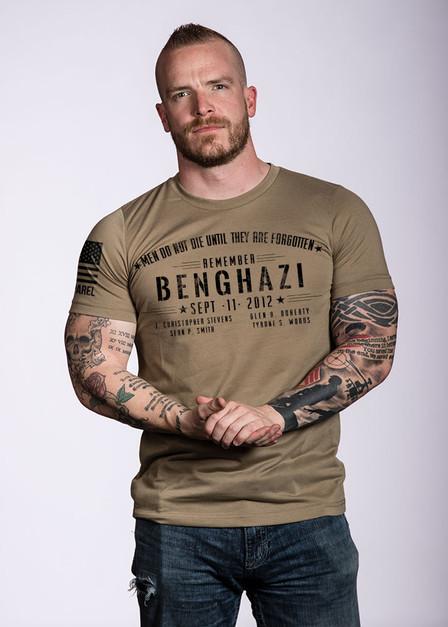 Performance Tee - Benghazi