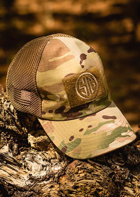 Sig Sauer - American Made Mesh Back Hat