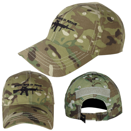 Brothers in Arms - Full Back Hat